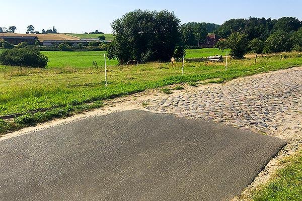 Miekenhagen, Alter Kastanienweg